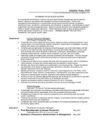 Resume Headline For Hr Recruiter Physician Cv References