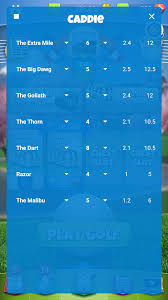 Wind Ring Chart Golf Clash Misc Ive Made An In Game Wind Guide App For Golfclash