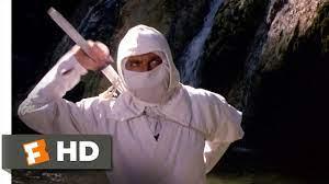 Enter the Ninja (1981) - The White Shinobi Scene (1/13)