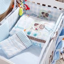 Aliexpress.com : Buy 7Pcs Set Cotton Baby Bedding Set Cartoon Beep ... & Aliexpress.com : Buy 7Pcs Set Cotton Baby Bedding Set Cartoon Beep Crib  Bedding Detachable Cot Quilt/Duvet Pillow Bumpers Sheet 4 Size Newborn Gift  from ... Adamdwight.com