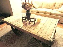 rail cart coffee table coffee cart table coffee tables breathtaking rail cart coffee table vintage for
