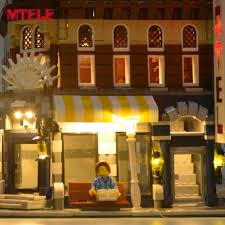 corner lighting. MTELE Brand LED Light Up Kit For Create Cafe Corner Lighting Set Compatible With Lego 10182-in Blocks From Toys \u0026 Hobbies On Aliexpress.com | Alibaba Group