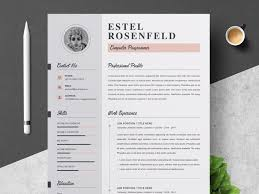Letter Template For Word Word Resume Cover Letter Template By Resume Templates On