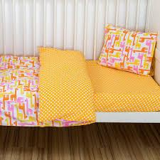 kids gertie the spotty giraffe single duvet cover and pillow set