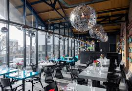 tom dixon style lighting. Found In A Converted Victorian Wharf Building, Tom Dixon\u0027s Pop-up Turned Permanent Restaurant Dixon Style Lighting