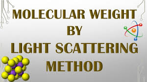 Dynamic Light Scattering Method Light Scattering Method To Determine Molecular Weight Of Polymer