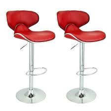 red leather bar stools. Bar Stools:14 Unique Red Leather Stools Image Inspirations Amazon Com Apontus Pu