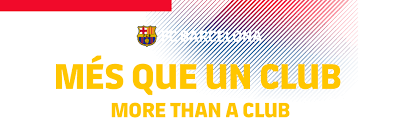 If nothing has been signed, verbal agreements are useless. Barca Universal On Twitter Fc Barcelona Celebrates Their 50th Anniversary Of The Slogan Mes Que Un Club Do You Think That The Club Has Lost The More Than A Club Path Lately