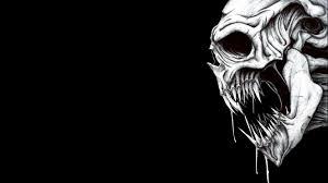 hd wallpaper background image id 483179 5300x2981 dark skull