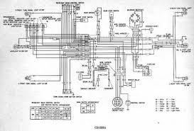 wiring schematic 4 stroke net all the data for your honda honda cb125 s1 wiring schematic