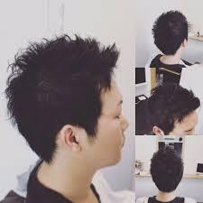 松本 克明さんのヘアスタイル メンズショートいつもありが Tredina