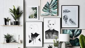 Inventive items like old shutters and lattice woodwork provide places to plant flowers or succulents. My Wall Decor Ideas Decoration And Diy Ideas