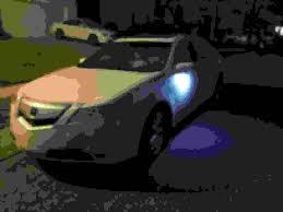 2019 Acura Rdx Puddle Lights Puddle Lights Installed Acurazine Acura Enthusiast Community
