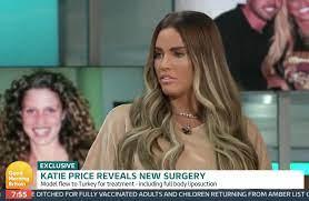 GMB: Katie Price, Plastik Cerrahi İçin Kırmızı Listedeki Bir Ülkeye Seyahat  Etmeyi Savunuyor