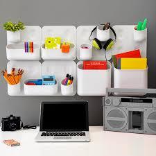 wall mounted office organizer system. Urbio Magnetic Modular System Components Wall Mounted Office Organizer