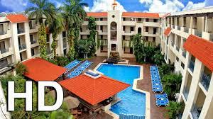 Adhara Hacienda Cancun Hotel Hotel Adhara Hacienda Cancun Mexiko Youtube