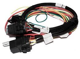 "xfiâ""¢ optional harnesses fan fuel pump kit fuelairspark com fan fuel pump wiring harness kit"