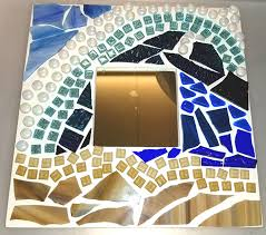 mosaic mirrors c bowleval stained glass painting