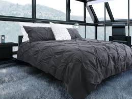 full size of solid grey duvet cover queen beautifull pintuck duvet cover for your furniture ideas