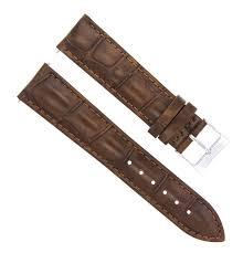 details about 18mm italian leather watch band strap for rolex cellini light brown