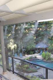 High Pressure Misting Systems & Patio Misters - Misting Pros
