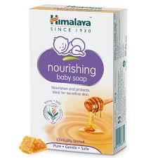 <b>Питательное детское мыло</b> (Nourishing <b>baby soap</b>) Himalaya ...