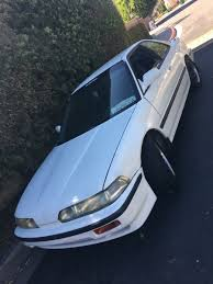 Daniel Wright's 1990 Acura Integra