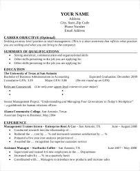 Company Resume Templates 35 Resume Templates Pdf Doc Free Premium Templates