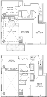 1333 South Wabash | Apartments In South Loop Chicago, IL | 3 Bedroom  Penthouse Floorplan