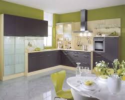 Small Picture cool color scheme kitchen idea of the day modern cream colored