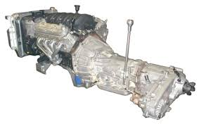 the novak guide to installing chevrolet gm engines into the jeep g3 powertrain rear quarter view