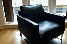 poang leather chair floor seat cover