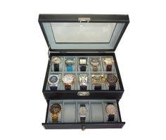 Standing Watch Display Case ORBITA AVANTI 100 WATCHWINDER Display your collection in the 57
