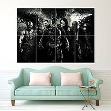 the joker bull batman glossy photographic paper giant wall art print poster large wall d cor posters 33 x46 5 by zeres p 0938 giant puzzle poster  on giant wall poster art print with the joker bull batman glossy photographic paper giant wall art