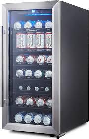 best mini fridge with glass door