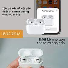 Airpods Pro Không Dây Chip Louda 1562M Cao Cấp, Tai Nghe Bluetooth Full Box  Bảo Hành 1 Đổi 1 | Tai Nghe Có Dây Nhét Tai