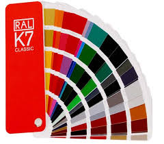 Ral K7 Colour Chart Ral Color Card Number Ral K7 Classic Color Chart Ral K7