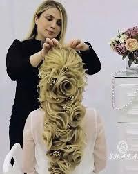 Pin Od Používateľa Silvia Na Nástenke Hair Svadobné účesy účesy A
