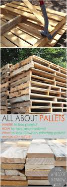 Decking Using Pallets Best 25 Pallet Furniture Instructions Ideas On Pinterest Pallet
