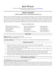 Project Coordinator Resume Sample It Project Coordinator Resume