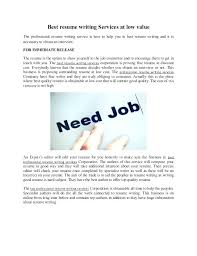 Online Resume Writing Services Free Resume Writing Online Free
