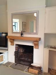 i recently bought the rustic curved corbel oak mantel shelf and could not be happier