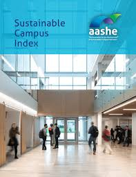 Sustainable Campus Design Aashe Releases The 2019 Sustainable Campus Index