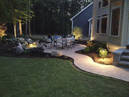 feature lighting ideas. water feature lighting u0026 outdoor installation in rochester ny by acorn ponds waterfalls ideas