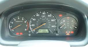 2000 Honda Accord Instrument Panel Lights 2000 Honda Accord
