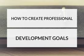What Are Professional Goals How To Create Professional Development Goals Productivity Theory