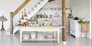 Kitchen island table with storage Table End Kitchen Island Ideas Antique Table Country Living Magazine 55 Best Kitchen Island Ideas Stylish Designs For Kitchen Islands