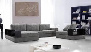 microfiber sectional sofa fascinating modern microfiber sectional