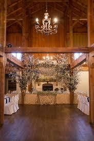 ontario wedding venue fireplace barn wood unique