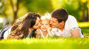 happy family couple and kid hd wallpapers